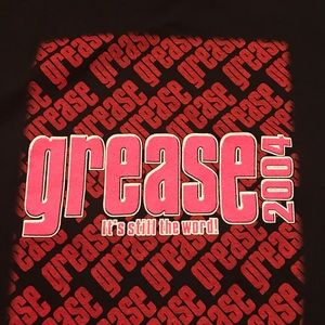 Vintage Shirts - Grease it's still the word shirt size Large